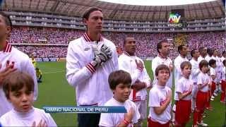 Himno Nacional De Perú Partido Peru Vs Colombia