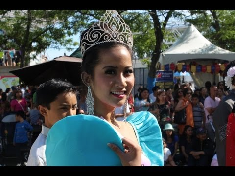 2013 Mabuhay Philippines Festival: A Rain of Beauties in Toronto