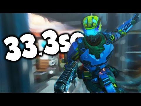 BO3 GONE TOO FAR... (Black Ops 3 Wallrun World Record)