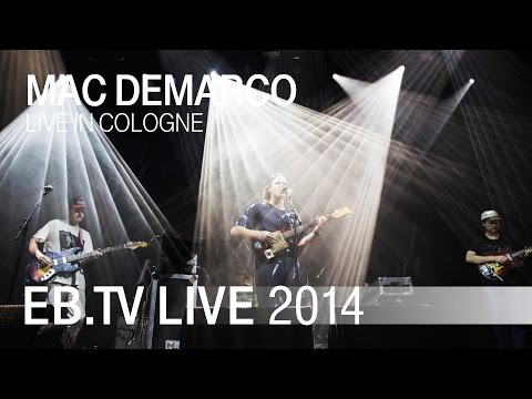 MAC DEMARCO live in Cologne (2014)