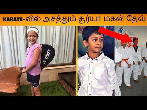 Karate - ???? ???????? ?????? ???? ???? - Suriya - Dev - CinebillaTV