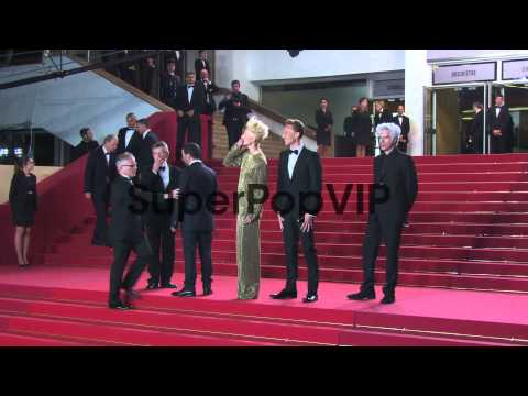 John Hurt, Slimane Dazi, Tilda Swinton, Tom Hiddleston, J...