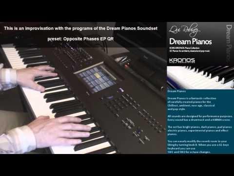 Korg Kronos: Dream Pianos Sound Set