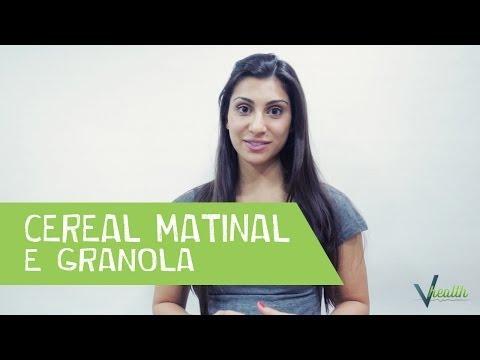 V. HEALTH - Nutrição com Marina Gorga (cereal matinal e granola)