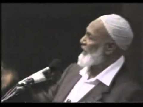 Ahmed Deedat - Why would an Arab say that a Jewish woman is the greatest ever?