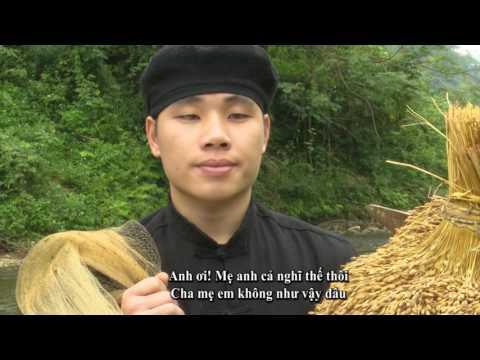 Tày- Nùng Bắc Kạn- Phim ca nhạc CHUYỆN TÌNH KÉO ĐIẾP