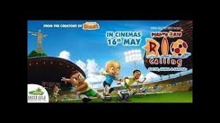 Mighty Raju Rio Calling Official Trailer (Hindi)