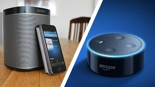 How To Voice Control Your SONOS With Amazon Echo Dot
