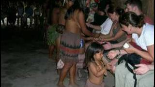 COBOCLOS TRIBE, AMAZON BASIN, BRAZIL