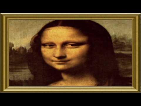 Santos Dumont: ♫ Hello Mona Lisa ♫