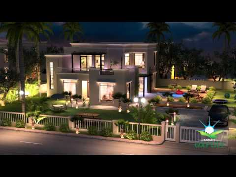 Kaachi Golf City - Show Reel