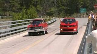 2010 Camaro Ssrs Vs 72 Chevelle Big Block