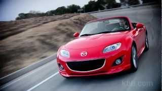 2009 Mazda Miata MX-5 videos