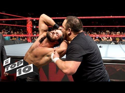 Superstar entrances getting ambushed: WWE Top 10