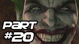 Batman Arkham Origins Walkthrough Part 20 Gameplay: JOKER TIME!! (Xbox360/PS3/PC HD)