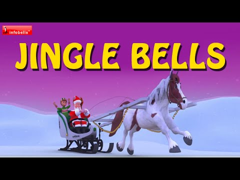Jingle Bells Christmas Song with Lyrics - YouTube