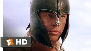 Is There No One Else? Troy (1/5) Movie CLIP (2004) HD