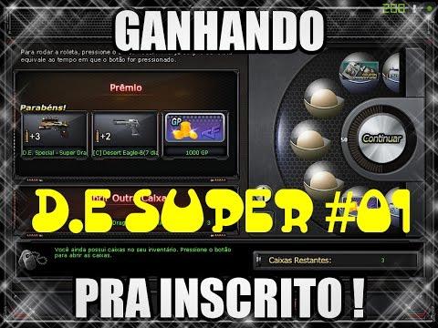 [CF AL] GANHANDO DESERT SUPER #01 - CROSSFIRE 2.0