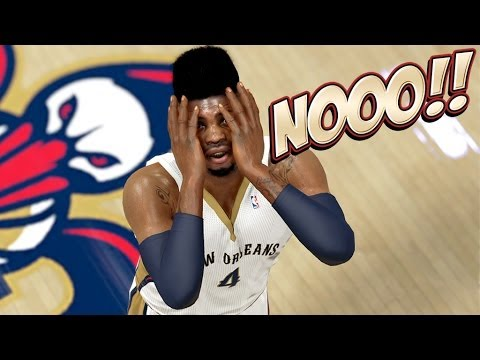 NBA 2K14 Pelicans MyGM #3 - When A New Trade Goes Horribly Wrong!