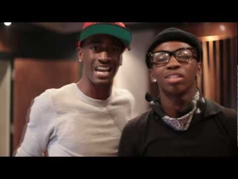 RICH KIDZ - BLIND HATIN FT WEE WEE (STUDIO PERFORMANCE)