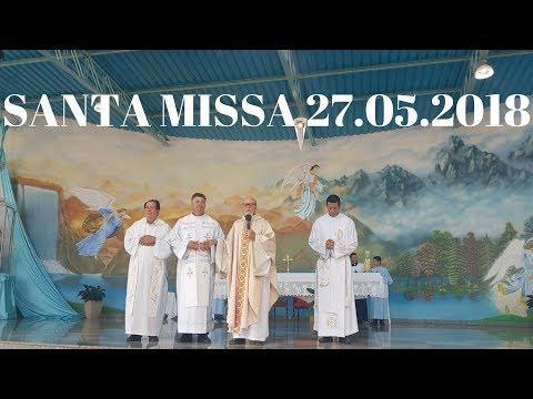 Santa Missa | 27.08.2018 | Padre José Sometti | ANSPAZ