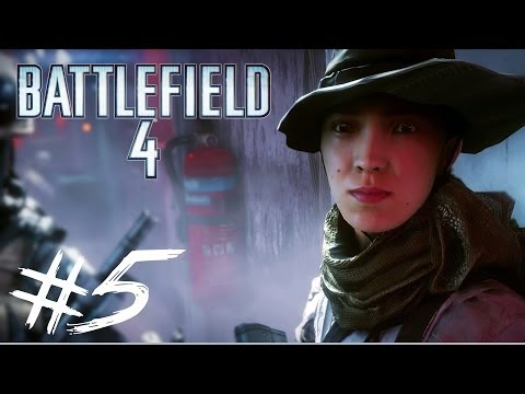 Battlefield 4 - Single Player Campaign - Part 5 | STORMY WEATHER (PC max settings)