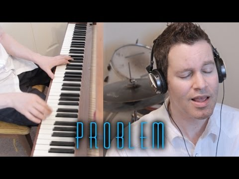 PROBLEM - Ariana Grande cover by Chris Commisso