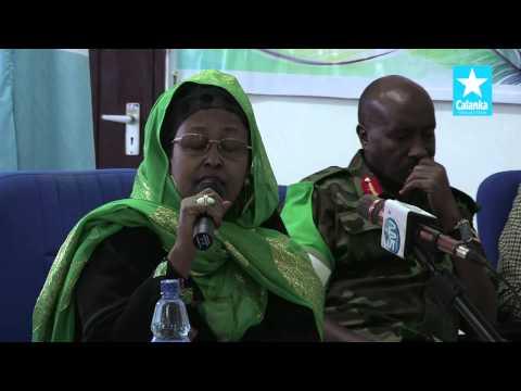 Somalia Women's Conference, 2014