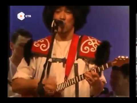 'TENGRI FM' Группа 'Аргымак' Башкирская музыка