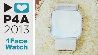P4A 2013- 1Face Watch
