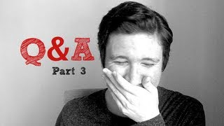 Q&A Part 3 | English Accent?