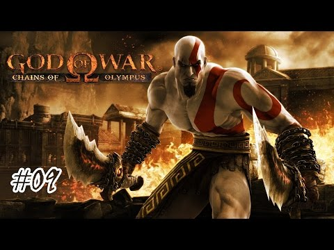 Let´s Play God of War Chains of Olympus Part.9 Das Zweite Pferd Erwacht
