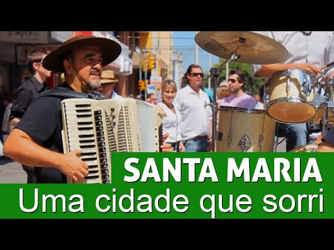 Videoclipe: Santa Maria
