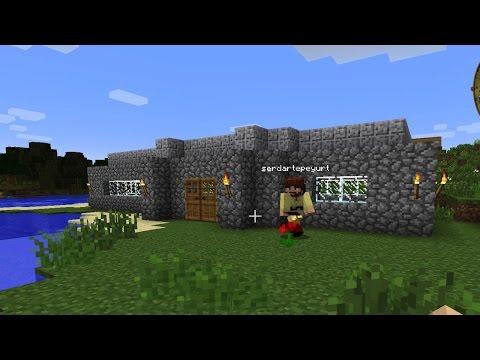 Minecraft: Space Astronomy #3 - BATAKLIK KENARINDA EV!