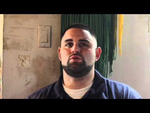 Faces of Weatherization – Michael DiMarcantonio