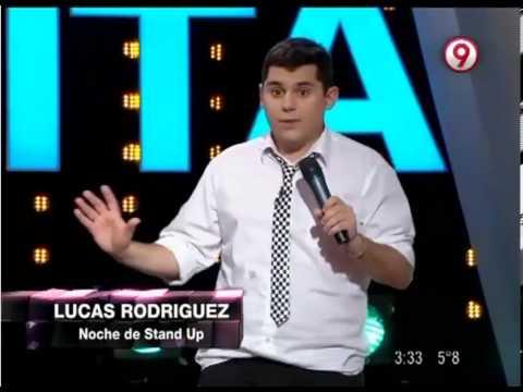 Lucas Rodriguez Stand Up - Bendita TV (segunda participación)