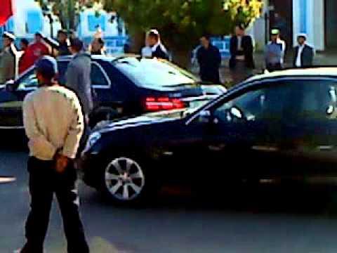 محاصرة الرميد بإفني: لا عدالة لا تنمية غير القمع والتصفية