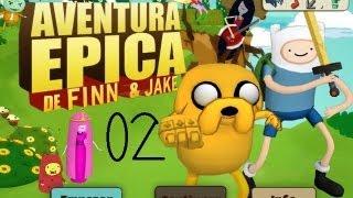 La Aventura Epica De Finn Y Jake Cap. 2