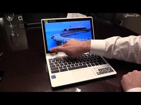 CES 2014 Acer C720P Chromebook