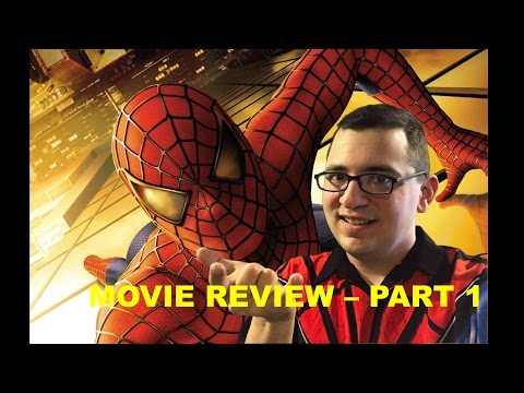 Spider Man (2002) Movie Review - Part 1 - Joe's Review