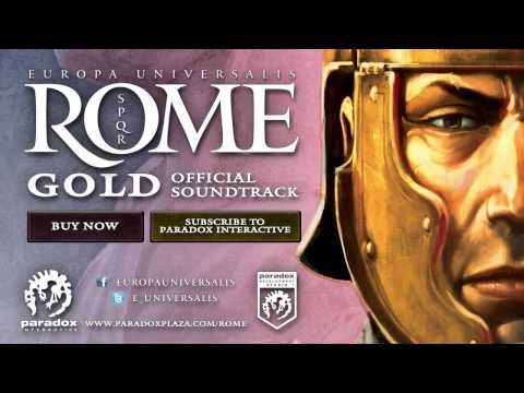 Songs of Europa Universalis: Rome - Official Soundtrack