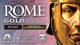 Songs Of Europa Universalis: Rome Official Soundtrack