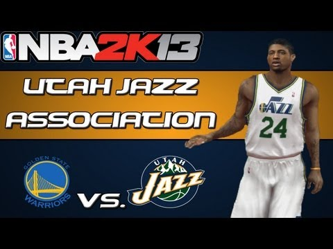 NBA 2K13 Association Mode: Utah Jazz - Must Win Game [Y3G82 EP26]