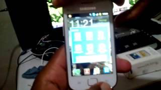Tirando Print No Galaxy S2 Ace Duos S6802