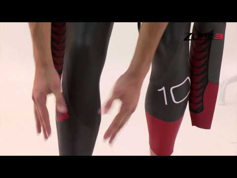 Zone3 Guide to Put on Your Wetsuit