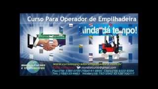 Curso para operadores de empilhadeira   - youtube