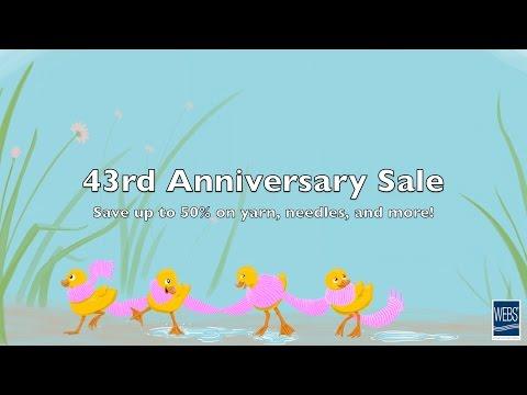 April 2017 Anniversary Sale Preview
