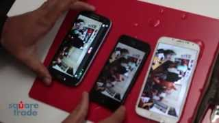 Samsung Galaxy S4 vs Galaxy S3 vs iPhone 5 Sağlamlık Testi