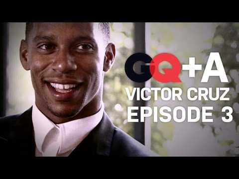 NY Giants' Victor Cruz on Suits & Looking Sharp on Gameday – GQ+A – GQ Magazine