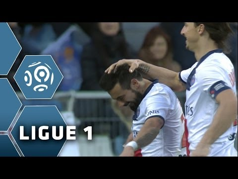But Ezequiel LAVEZZI (88') - SC Bastia-Paris Saint-Germain (0-3) - 08/03/14 - (SCB-PSG)